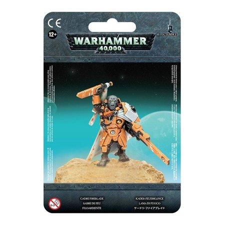 Games Workshop Warhammer 40,000 Xenos T'au Empire: Cadre Fireblade