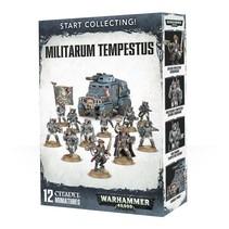 Warhammer 40,000 Imperium Militarum Tempestus Start Collecting Set