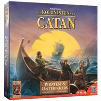 Kolonisten van Catan 6e Editie: Piraten en Ontdekkers