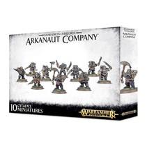 Age of Sigmar Duardin Kharadron Overlords: Arkanaut Company