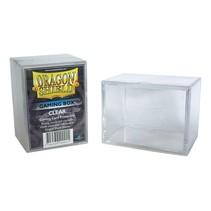 Dragon Shield Deckbox Clear