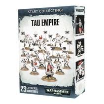 Warhammer 40,000 Xenos T'au Empire Start Collecting Set