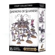 Age of Sigmar/Warhammer 40,000 Daemons of Slaanesh Start Collecting Set