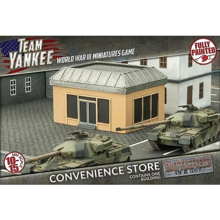 GaleForce Nine Team Yankee: Convenience Store