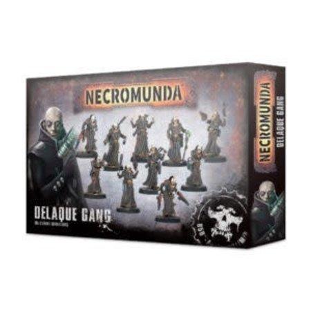 Games Workshop Necromunda: Delaque Gang