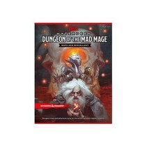 D&D 5.0: Dungeon of the Mad Mage Map Pack