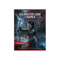 D&D 5.0: Guildmaster's Guide to Ravnica Map Pack