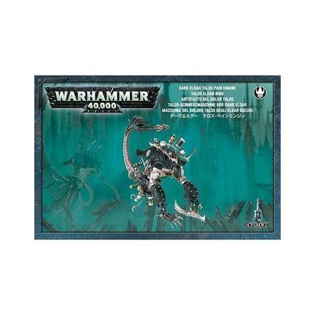 Games Workshop Warhammer 40,000 Xenos Aeldari Drukhari: Cronos Parasite Engine/Talos Pain Engine
