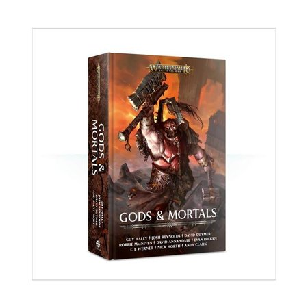 Black Library Warhammer Age of Sigmar: Gods & Mortals (HC)