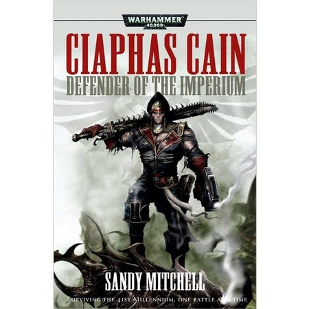 Black Library Ciaphas Cain: Defender of the Imperium