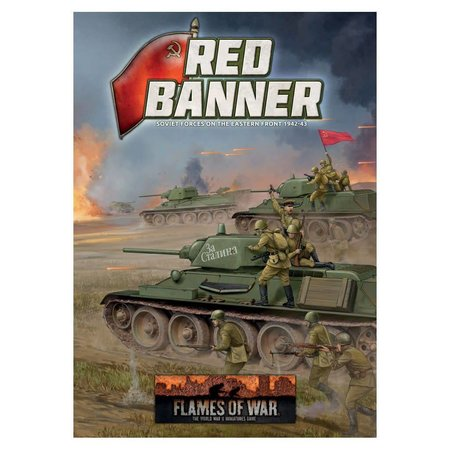 Battlefront FOW 4.0: Red Banner