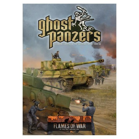 Battlefront FOW 4.0: Ghost Panzers