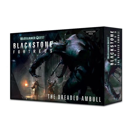 Games Workshop Warhammer Quest: Blackstone Fortress: The Dreaded Ambull