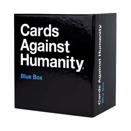 Cards Against Humanity Cards Against Humanity Int. Edition Blue Expansion