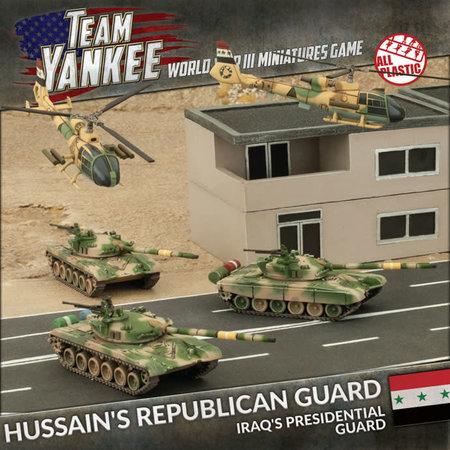 Battlefront Team Yankee: Hussain's Republican Guard