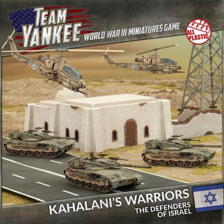 Battlefront Team Yankee: Kahalani's Warriors