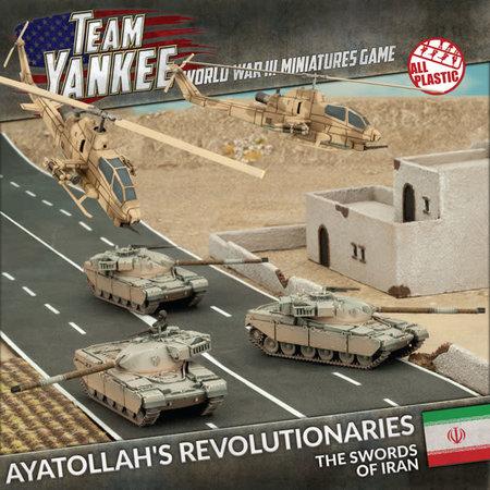Battlefront Team Yankee: Ayatollah's Revolutionaries