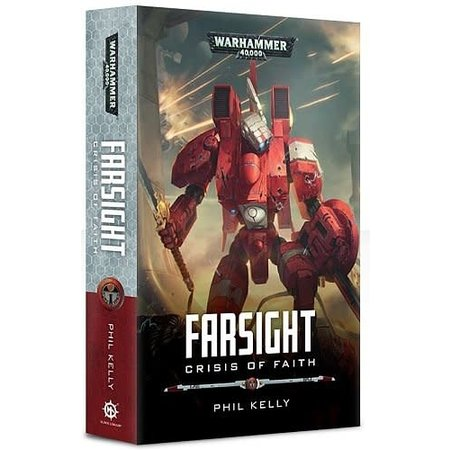 Black Library Farsight: Crisis of Faith