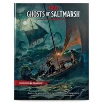 D&D 5.0: Ghosts of the Saltmarsh