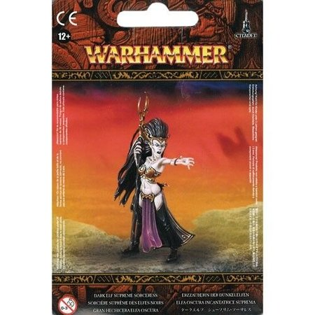 Games Workshop Age of Sigmar Aelves Darkling Covens: Sorceress