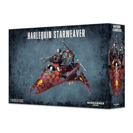 Games Workshop Warhammer 40,000 Xenos Aeldari Harlequins: Starweaver/Voidweaver