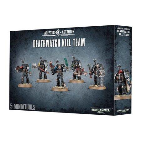 Games Workshop Warhammer 40,000 Kill Team - Imperium Adeptus Astartes: Deathwatch