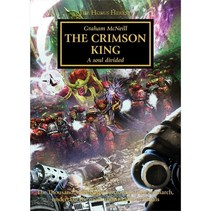 The Horus Heresy 44: The Crimson King (HC)