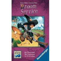 Broom Service Card game