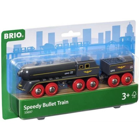 Brio Brio: Speedy Bullit Train