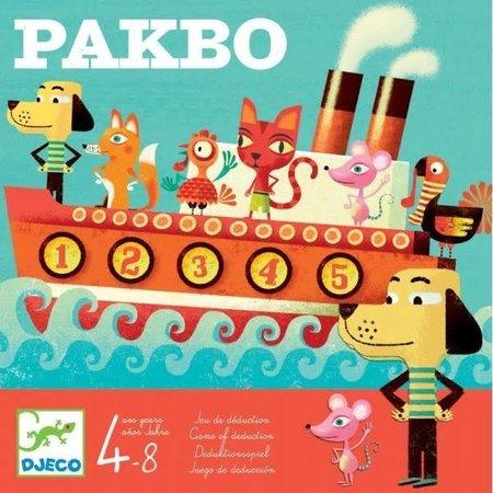 Djeco Pakbo