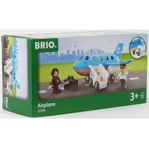 Brio: Airplane Boarding Playset