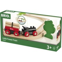 Brio: Little Forest Train Starter Set