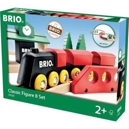 Brio Brio: Klassieke Treinset