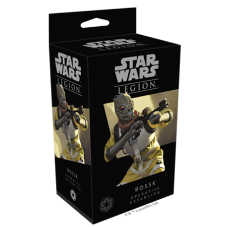 Fantasy Flight Star Wars Legion: Bossk Operative Expansion