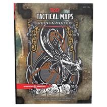 D&D Reincarnated: Tactical Maps
