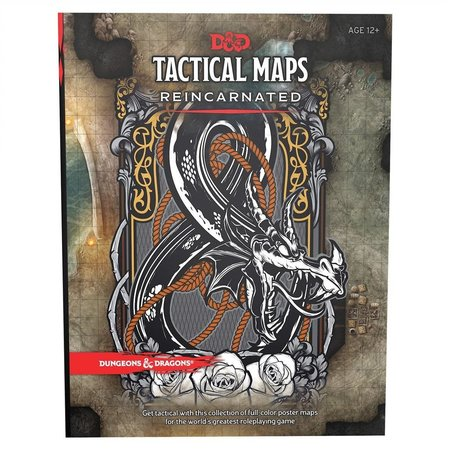 Wizards of the Coast D&D Reincarnated: Tactical Maps