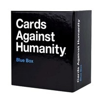 Cards Against Humanity Int. Edition Blue Expansion