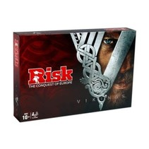 Vikings Risk: The Conquest of Europe