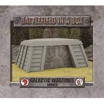 Galactic Warzones Bunker