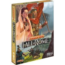 Pandemic: Fall Of Rome (Eng)
