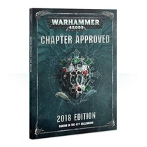 Warhammer 40,000 8th Edition Rulebook: Chapter Approved 2018 Edition