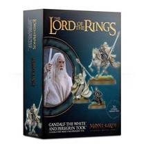 Middle-Earth SBG: Gandalf the White and Peregrin Took