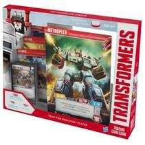 Transformers  TCG: Metroplex Deck