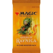 MTG Guilds of Ravnica Booster