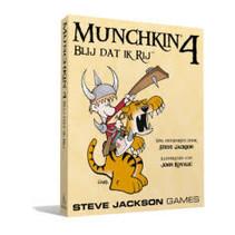 Munchkin 4: Blij dat ik Rij (NL)