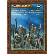 Age of Sigmar Skeletons Deathrattle: Skeleton Warriors x5