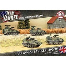 Team Yankee: Spartan or Striker Troop