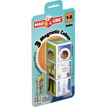 Magicube: 3 Magnetic Cube Jobs