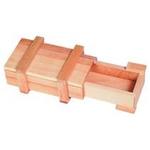 Toverdoos van hout