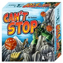 Can't Stop (2017)